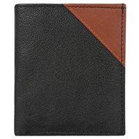 Men's Leather Black Wallet