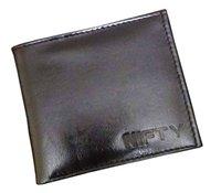 Genuine Leather Black Wallet
