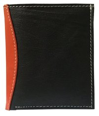 Fancy Black Leather Wallet