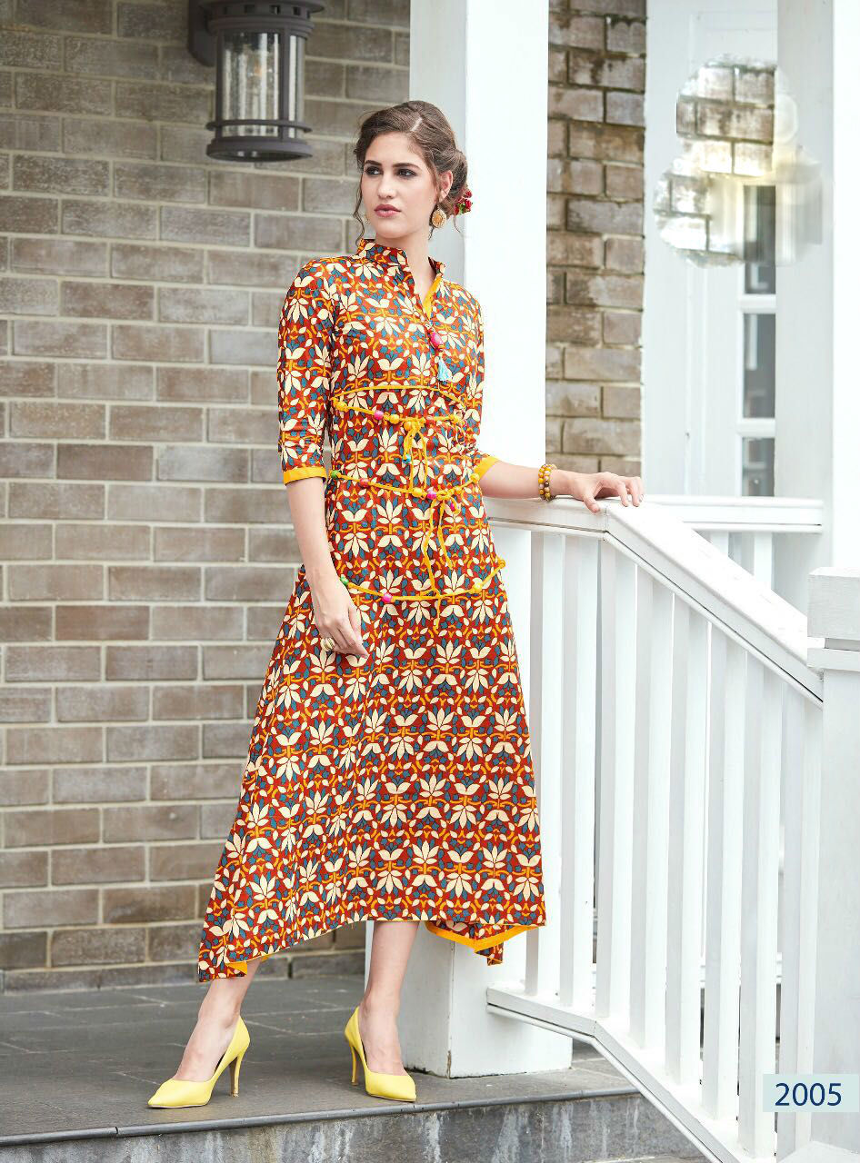 Latest Awesome Party Wear Kurti
