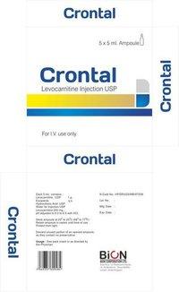 Levocarnitine 1gm per 5ml injection