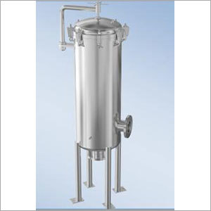 Industrial Filter Housing Double Open Ended