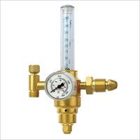 Argon CO2 Regulator with Inbuild Flowmeter
