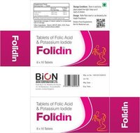 folic acid 400mcg and iodine 200mcg
