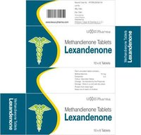 Metandienone 10mg