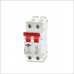 Double Phase MCB Switch