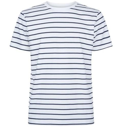 Yarn Dyed Striped T-Shirt
