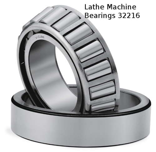 Lathe Machines Bearings 32216