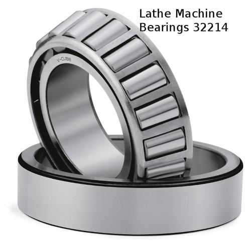 Lathe Machines Bearings 32214