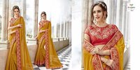 Embroideries Designer Saree