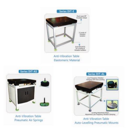 Anti Vibration Tables