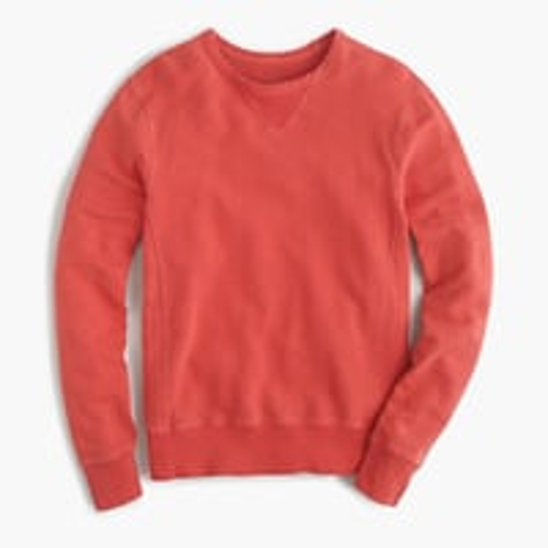 Garment Dyed Sweatshirt