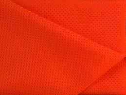 Fluorescent High Visibility Fabrics