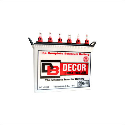 Deep Cycle - Inverter Battery