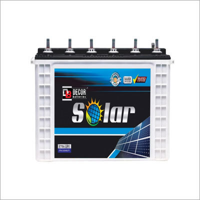 Tubular Solar Batteries