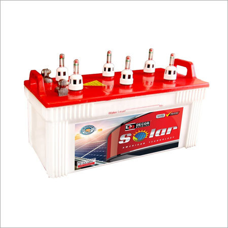 Solar Photovoltaic Battery