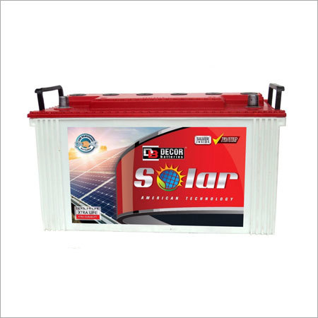 Solar Panel Batteries
