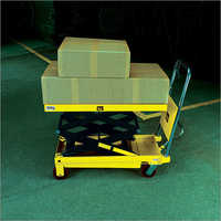 Scissor Lift Table Platform