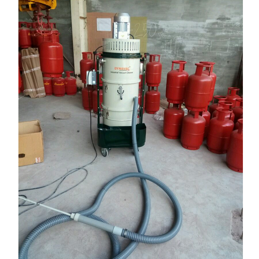 Industrial Wet Dry Dust Collector