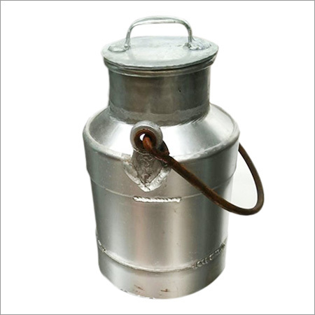 10 Lt Cycle Milk Can