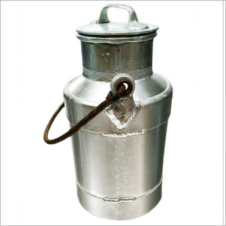 12 Lt Cycle Milk Can