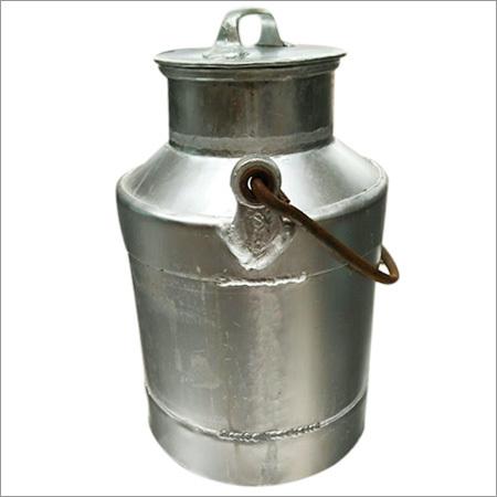 15 Lt Cycle  Aluminum Milk Can