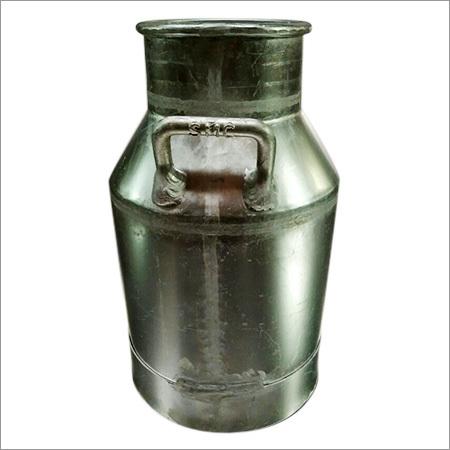 20 Lt Aluminum Milk Can
