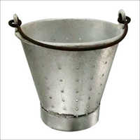Aluminium Bucket For Perforation Purpose