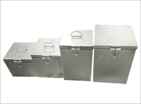 Aluminium Square Box