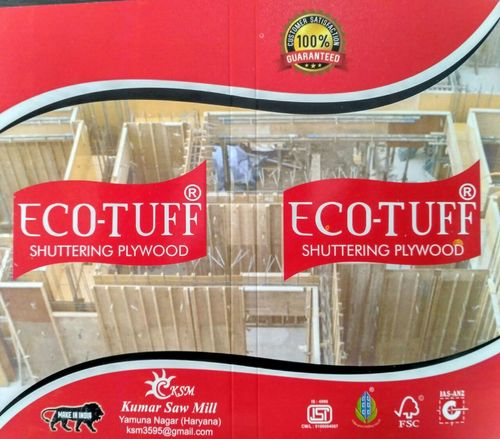 ECO TUFF Shuttering Plywood