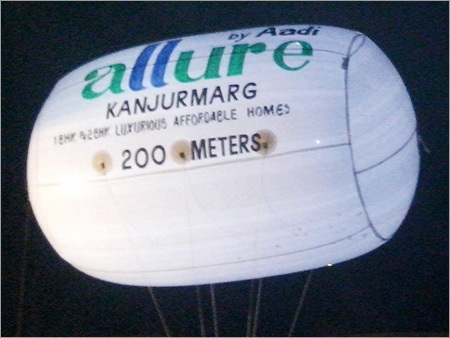 Customise Advertising Balloon
