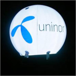 Light Advertising Balloon