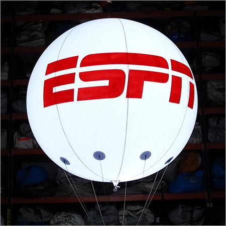 Light Advertising Air Balloon
