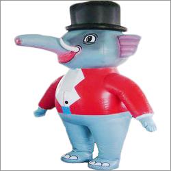 Elephant Walking Inflatable