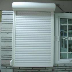 Aluminium Wall Partition Shutter