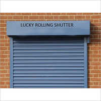 Gear Machine Rolling Shutter