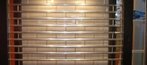 Polycarbonate Transparent Rolling Shutter