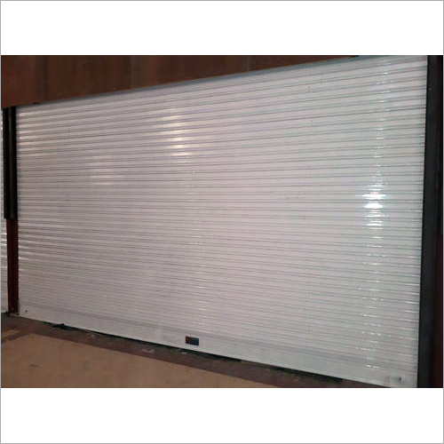 Powder Coating Automatic Rolling Shutter Door