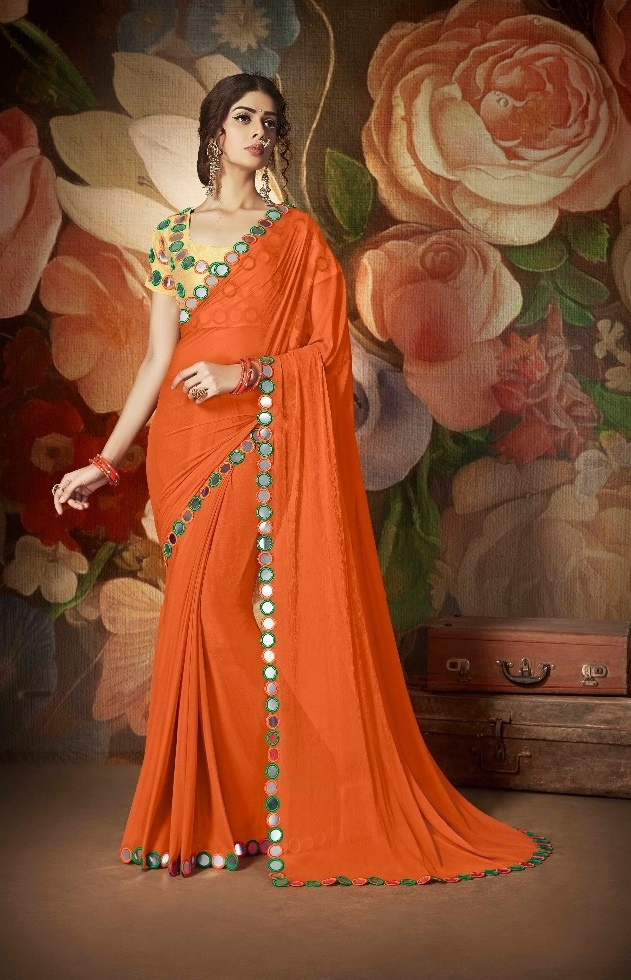 Indian Saree Designs