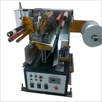 Roller rhinestone sticker machine