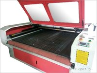 Roll to Roll two Head Leser Cutting Machine