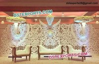 Latest Fiber Carved Panel Decoration
