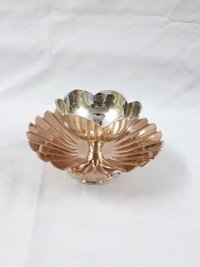 Brass Goblet Diya
