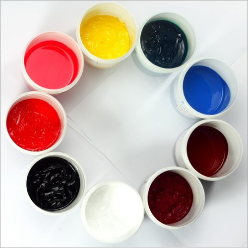 Rubber Inks