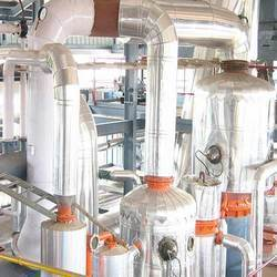 Solvant extraction plant