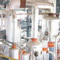 Solvant extraction plant