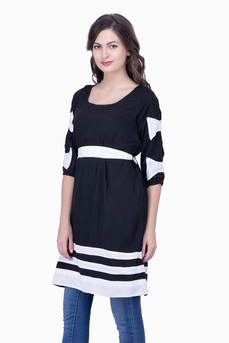 Cute Dresses With Sleeves and Bows Women Party wear office wear Casual Dresses
