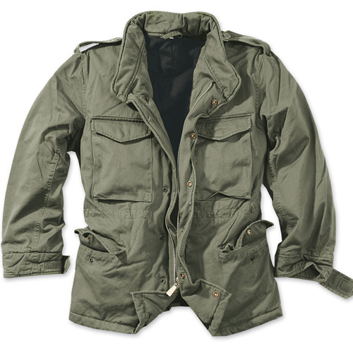 Garment Dyed Jackets