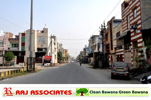 Factory for Sale in Bawana