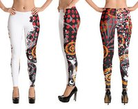 All Over Printed Leggings